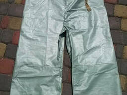 Брюки водонепроницаемые без калош (аналог брюк от костюма Л-1)