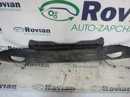 Б/У Бампер задний (Минивен) Renault Scenic 3 2009-2013 (Рено Сценик 3), 850180002R. ..