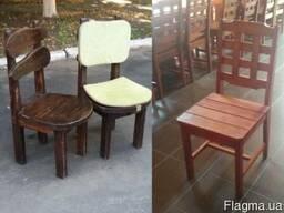 Бу деревянные стулья для бара, паба, кафе, ресторана (120 шт