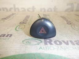 Б/У Кнопка аварийки Renault CLIO 2 2001-2005 (Рено Клио. ..