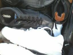 БУ новая спортивная обувь, кроссовки из Англии на вес.