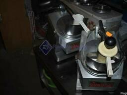 Бу Овощерезка Sirman (3 ножа) профессиональная для кафе бара