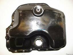 БУ Поддон масляный (Детали двигателя) на Audi Q7