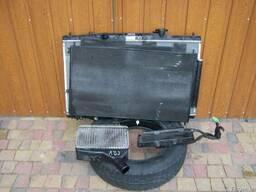 БУ Радиатор (Система охлаждения) на Honda CR-V