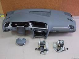 БУ Система безопасности комплект (Компоненты кузова) на Audi