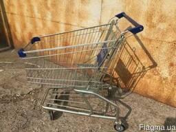 БУ Тележка, візок для супермаркета