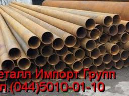 Б/у труба диаметром 114х4 мм(лежалая)