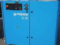 Бу воздушный винтовой компрессор Boge 22 кВт