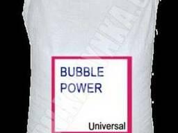 Bubble Power універсальний пральний порошок 25кг. (ПП Мішок)