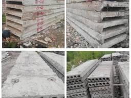 Будівельні матеріали Цегла Плити перекриття пеподібні пустотілі ПКЖ ПК панелі покриття сті