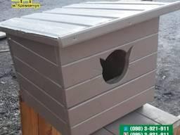 Будка для котов, Кошачья будка, домик для кошки
