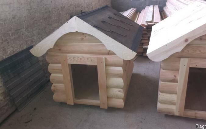 Будка для собаки 120х90х110