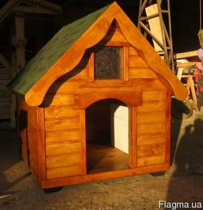 Будка , домик для питомца, вольер