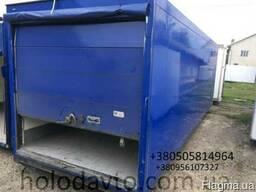 Будка рефрижератор Schmitz Cargobull 7.90