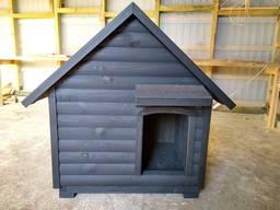 Будки для собак модель Рекс люкс