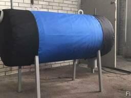 Буферные емкости, теплоаккумуляторы