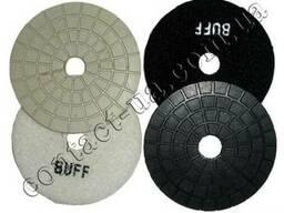 BUFF черный/белый