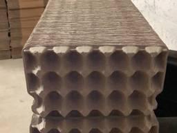Бугорчатая прокладка №20 (упаковка для яйца куриного новая)