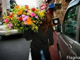 Букеты и доставка цветов