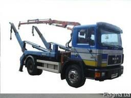 Буксировка грузовых автомобилей.