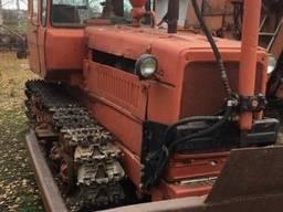 Бульдозер ДТ 75 в отличном техническом состоянии . Бровары