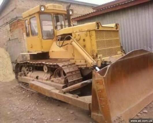 Бульдозер Т 130, 1989г.в., с хранения 540м/ч. 180000грн. Чер