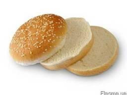 Булочка для гамбургера с двойным резом 100 гр.