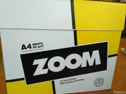 Бумага А4 Zoom 500л. 80пл. Оптом Maestro standart. Svetocopy
