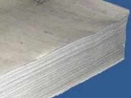 Бумага асбестовая БТ т. 1 мм