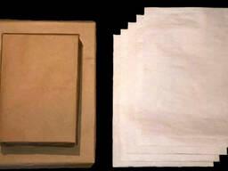 Газетний папір А4 1000 аркушів розмір 210*297мм, пл. 45 г/м2, у пачках, Кондопога