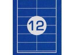 Бумага липкая 12 ячеек 70х67,7мм
