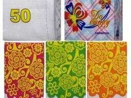 салфетка, бумажные носовые платки