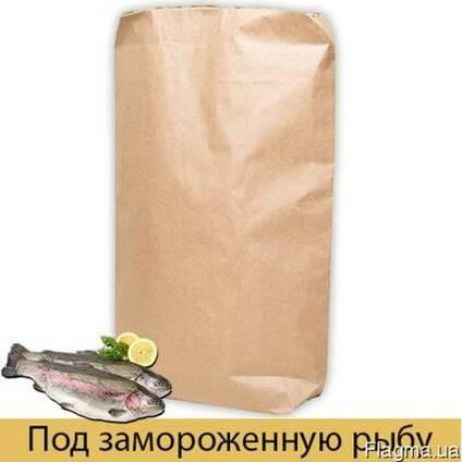 Бумажные мешки для замороженной рыбы