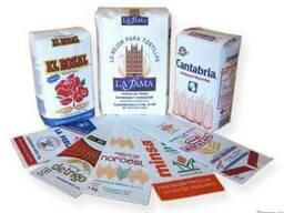 Бумажные пакеты для фасовки муки и других сыпучих продуктов