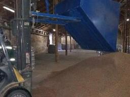 Бункер, контейнер накопитель для сыпучих материалов