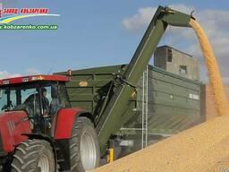 Бункер – перегрузчик зерна ПБН, зерновоз
