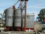 Бункера вентиляционные (БВ-40-35-30-25) (Зерноохладители) - фото 2