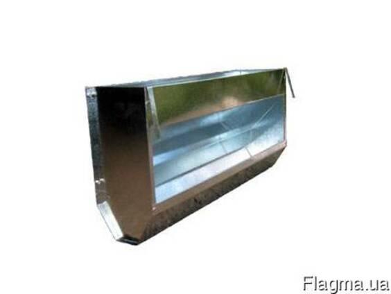 Бункерная кормушка для птицы БК7