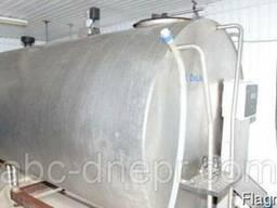 Бункерные весы, весы для охладителя молока