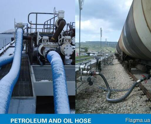 Композитный рукав для топлива и масла Danoil 7, Danoil 9