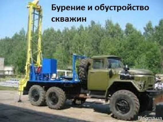 Бурению скважин на воду Борисполь