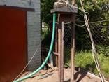 Буріння свердловин, установка станцій, облаштування водогону - фото 4