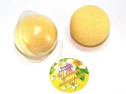 Бурлящие шарики для ванны (бомбочки для ванны)