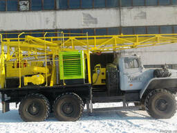 Буровая установка УКБ-5СМ