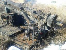 Буровая установка(ямобур)БКМА-1, 0/3, 5 на Зил, Урал
