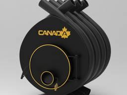 Печь дровяная тип 00 Canada до 100 м3