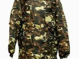 Бушлат армейский камуфлированный. Военная одежда