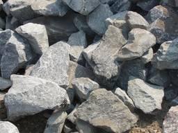 Бут, бутовый камень в Киеве и обл; Бутовий камінь в Київ