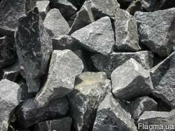 Бут гранитный, Камень бутовый