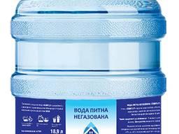 Бутильована питна вода 19л